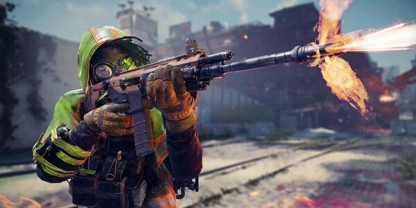 Анонс Tom Clancy's XDefiant - free-to-play шутер від Ubisoft (трейлер)