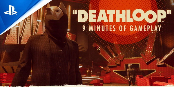 Deathloop — 9 хвилин ігрового процесу на PS5 (українською)