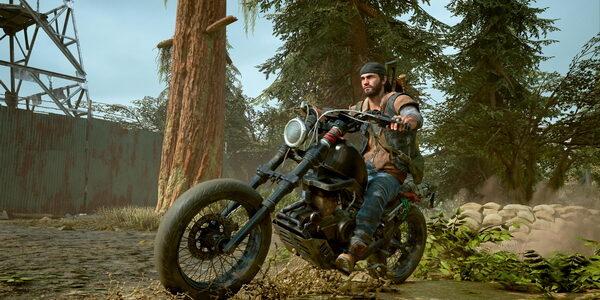 Швидкість завантаження Days Gone на PS5 - тест (відео)